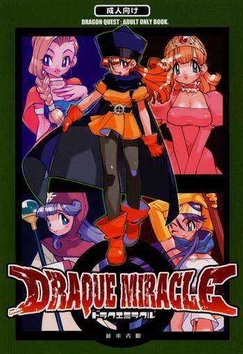 Full Color Draque Miracle- Dragon quest hentai Digital Mosaic