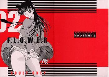 HD F.L.O.W.E.R Vol. 02- Detective conan hentai Outdoors