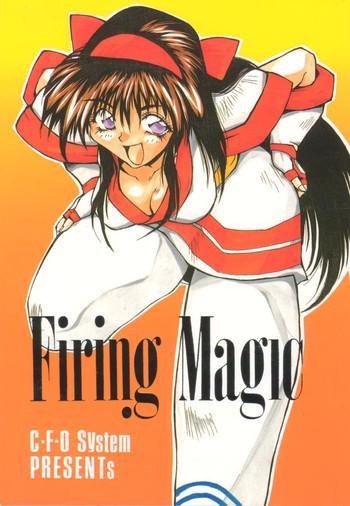Amazing Firing Magic- Samurai spirits hentai Cheating Wife