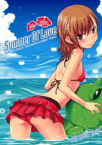Hand Job Summer Of Love- Toaru kagaku no railgun hentai Affair